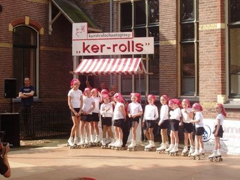 """Opening expositie """"50 jaar Ker-Rolls"""""""