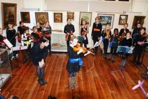 Ontdekking 8 - LUCHT laat vioolsnaren trillen
