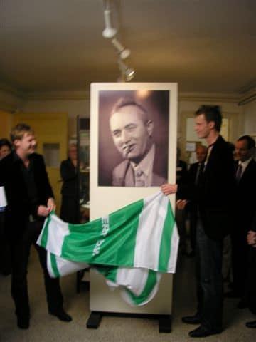 Opening expositie
