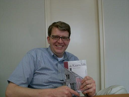"""Presentatie boek """"De Kaartclub"""""""